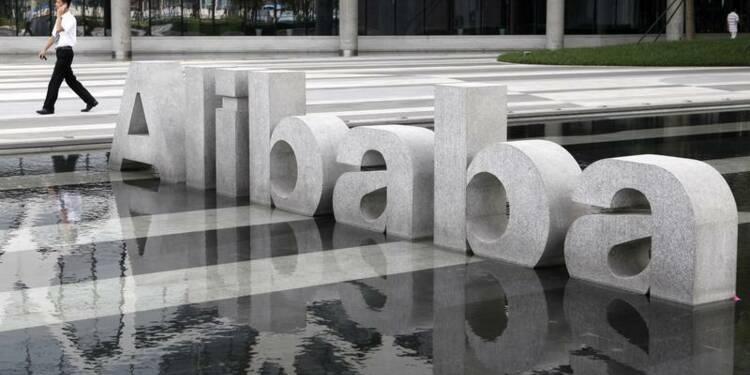 Alibaba se tourne vers New York pour son entrée en Bourse