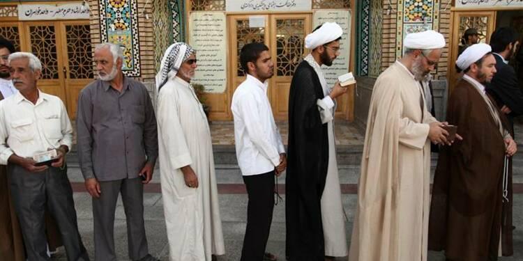 Début de l'élection présidentielle en Iran