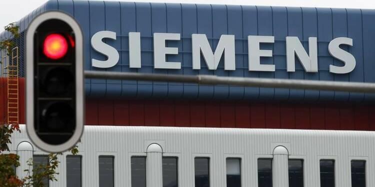Siemens rachète les activités d'énergie de Rolls Royce