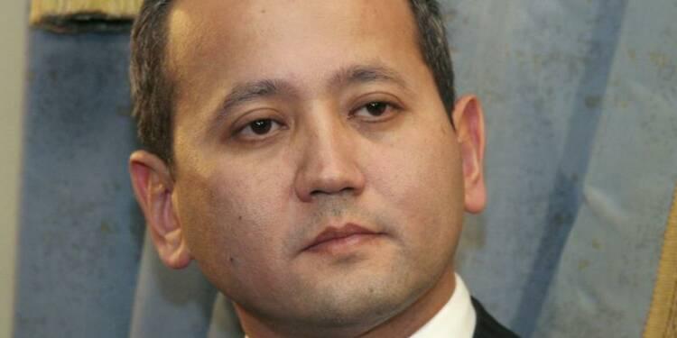 Moscou demande à Paris d'extrader l'oligarque kazakh Abliazov