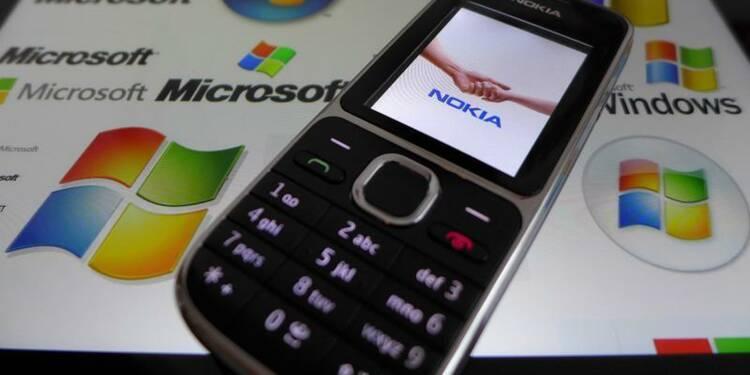 Chute de 22% des ventes de NSN, filiale de Nokia, au 4e trimestre