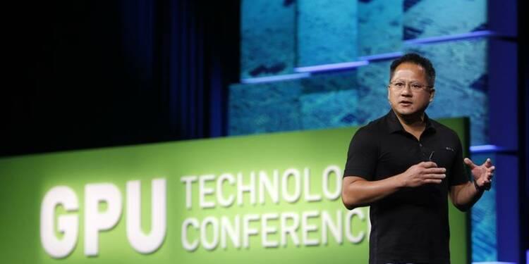 Nvidia dévoile un serveur haute performance et ses puces mobiles