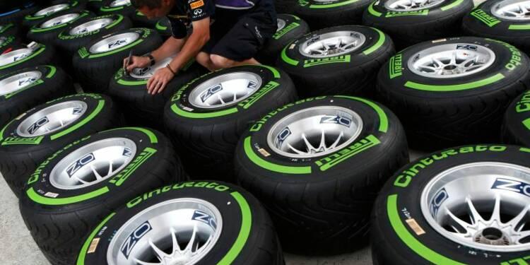 Pirelli réduit sa prévision de ventes 2014