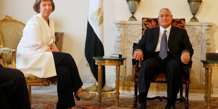L'UE presse le Caire de dialoguer avec les Frères musulmans