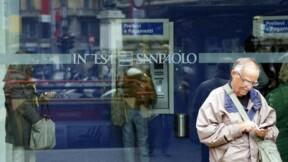La banque Intesa, bénéficiaire, a encore de lourdes provisions