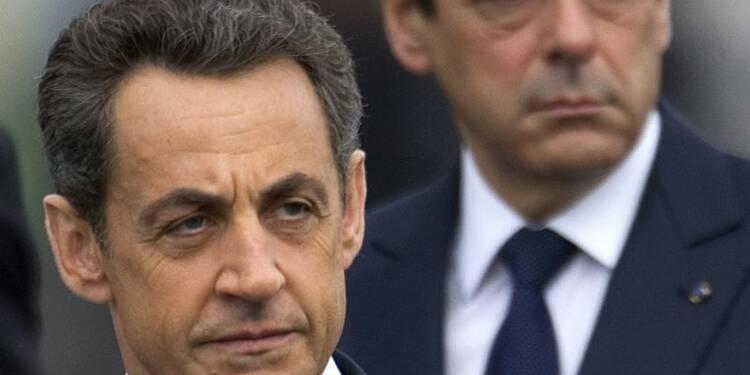 Fillon se voit de facto en compétition avec Sarkozy