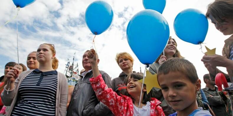 L'Ukraine et l'UE ont signé un accord d'association