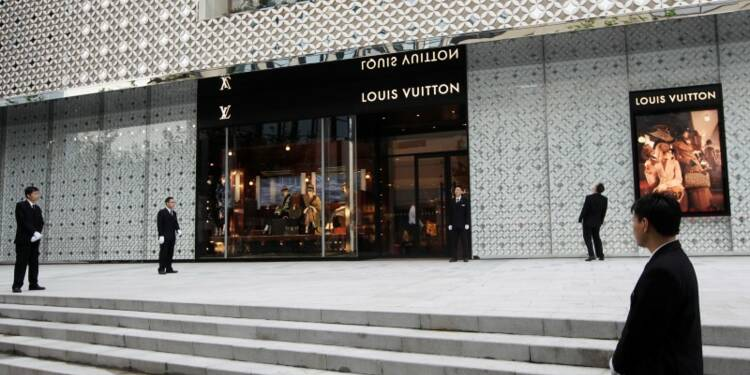 La croissance de Louis Vuitton proche de celle de la division mode-maroquinerie de LVMH