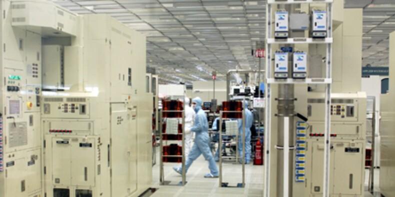 STMicroelectronics souffle le chaud et le froid