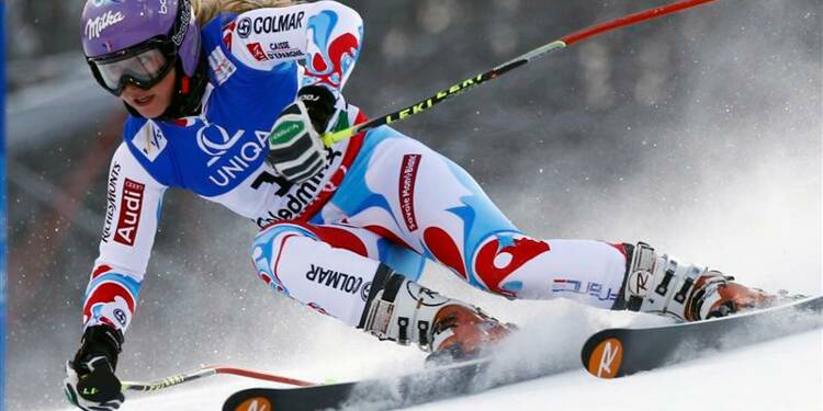 Ski: la Française Tessa Worley championne du monde de géant