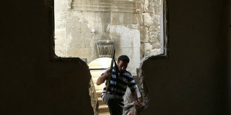 56% des Français contre le principe d'une intervention en Syrie