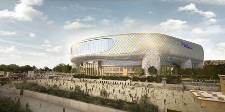 Vinci va reconstruire le stade Dynamo de Moscou