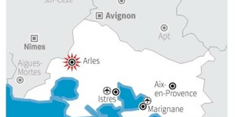 Prise d'otage à la maison d'arrêt d'Arles