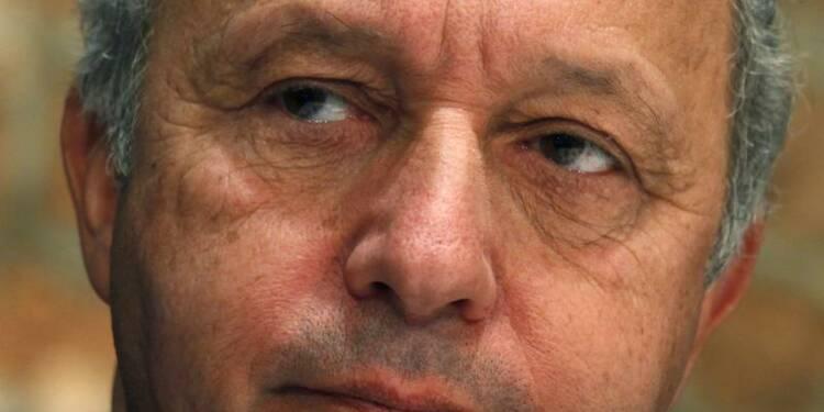 Laurent Fabius appelle à la libération de Mohamed Morsi