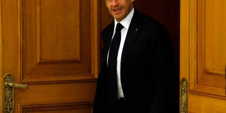 Perquisition au cabinet d'avocat de Nicolas Sarkozy