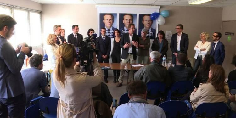 En Gironde, présentation des candidats d'En Marche!