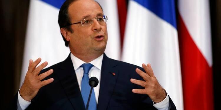 Hollande défend à Tbilissi l'intégrité territoriale de la Géorgie