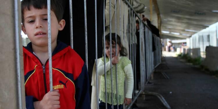 Le Liban passe le seuil du million de réfugiés syriens