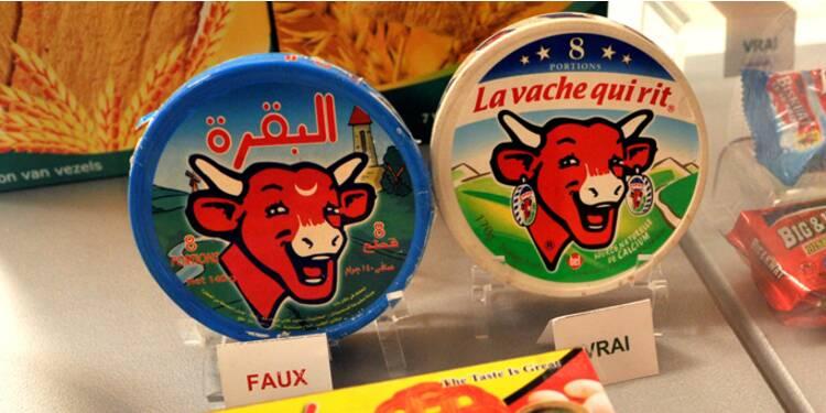 Vache qui rit, Evian, rasoirs Bic... les hits français que la planète copie