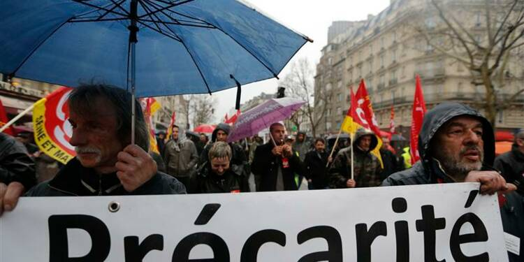 Dernier baroud syndical contre l'accord sur l'emploi