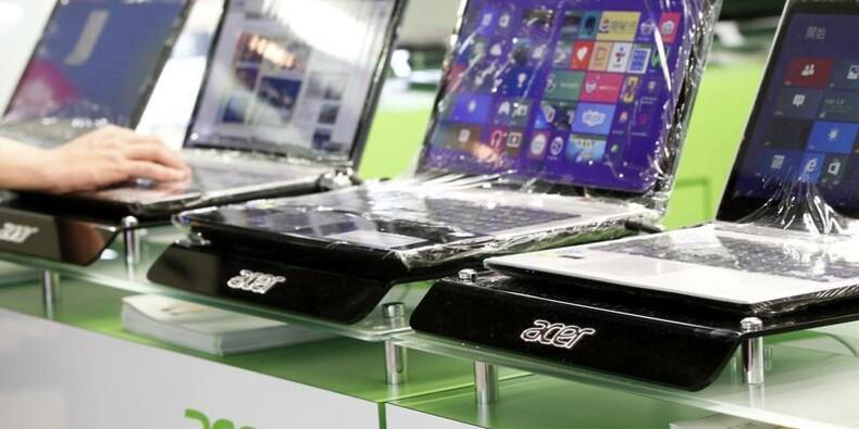 Acer affiche une perte plus forte que prévu au 4e trimestre