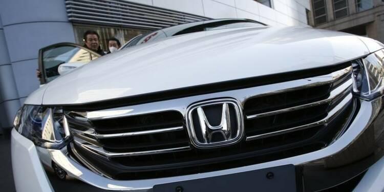 Honda va rappeler 900.000 vans Odyssey aux Etats-Unis