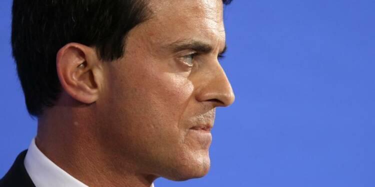 Manuel Valls lance un avertissement aux ouvriers en colère