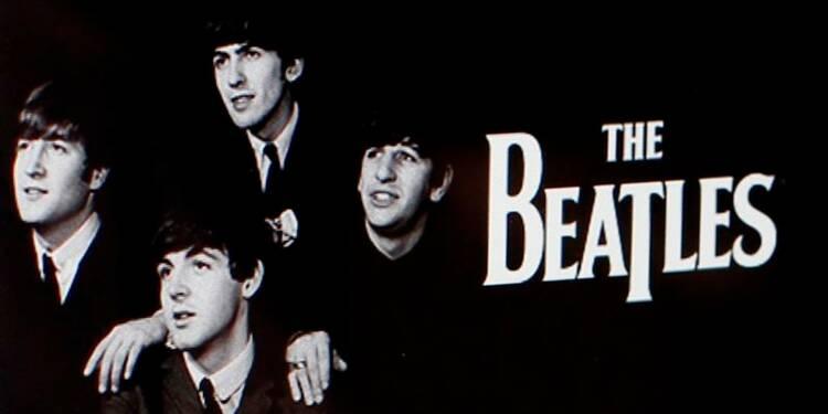 Apple Records commercialise des inédits des Beatles