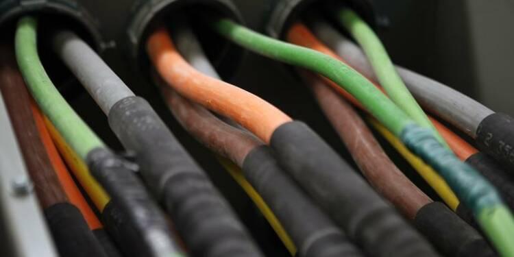 Accélération de la croissance du très haut débit en France