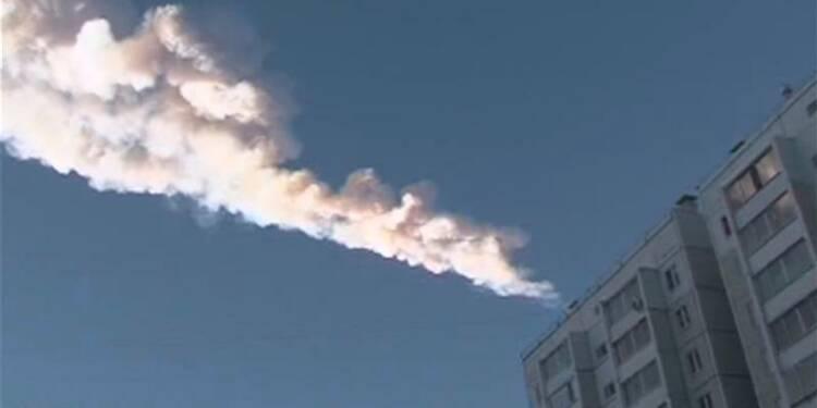 Une pluie de météorites signalée en Russie
