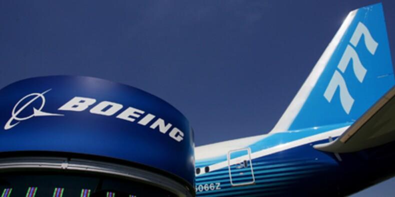 Le modèle Boeing a des ratés