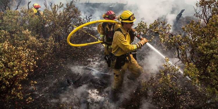 L'incendie de Yosemite affecte indirectement San Francisco
