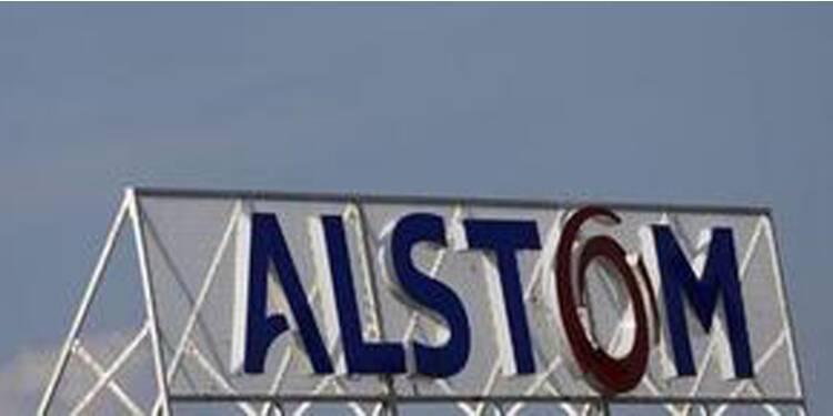 Alstom négocierait la vente à GE de ses activités énergie