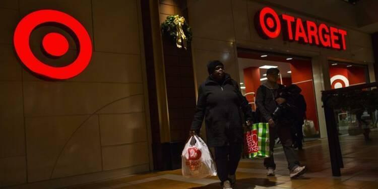 Target annonce le vol récent de données de 40 millions de cartes