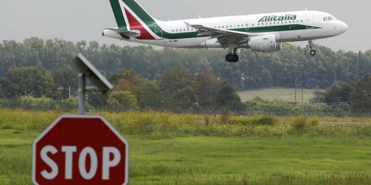 Alitalia dans une situation critique, selon un syndicat