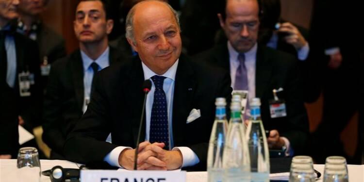 Laurent Fabius appelle à un cessez-le-feu immédiat en Syrie