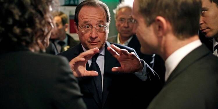 François Hollande demande à être jugé à la fin de son mandat