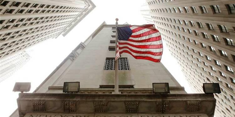 Wall Street ouvre en baisse après les chiffres de l'emploi
