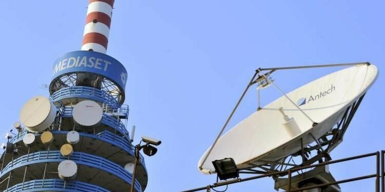 Mediaset a renoué avec le bénéfice en 2013