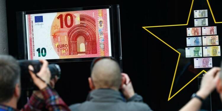 Un nouveau billet de 10 euros pour lutter contre la contrefaçon