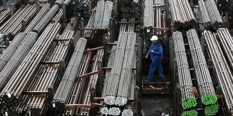 Baisse de la production industrielle en mars dans la zone euro