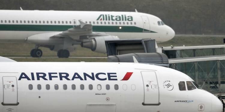 Air France-KLM aurait convoqué un conseil sur Alitalia