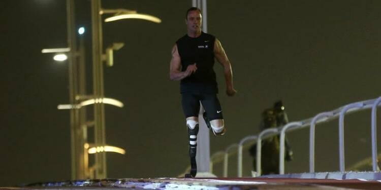 Oscar Pistorius soupçonné d'avoir tué sa compagne