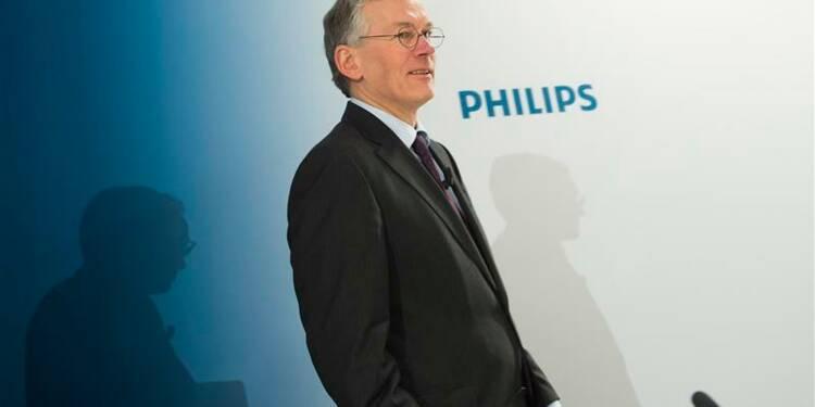 Philips anticipe une année 2014 difficile