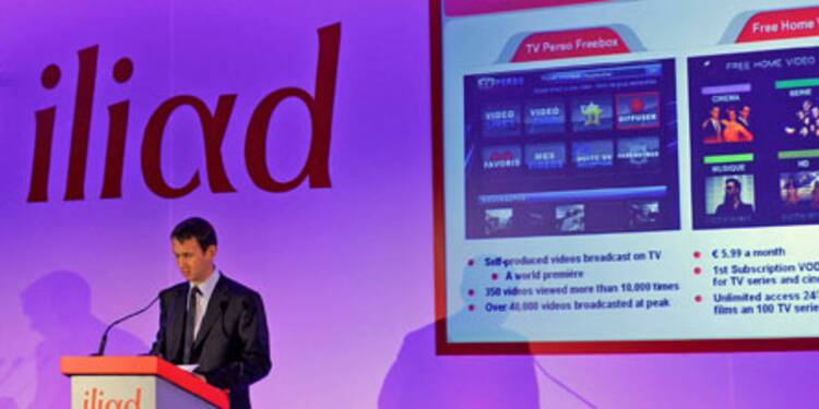Orange, Bouygues Telecom et SFR priés d'ouvrir leur réseau 3G à Free