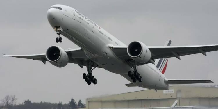 Hausse de 2,2% du trafic passagers d'Air France-KLM en mars