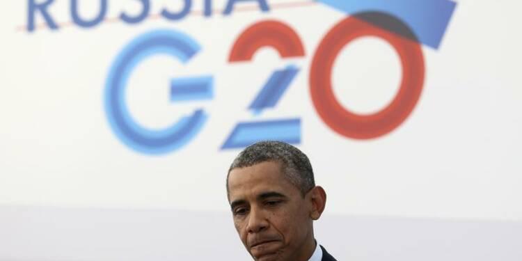 La Syrie ne sera pas un nouvel Irak, promet Barack Obama
