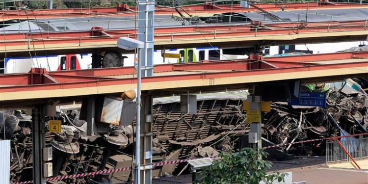 La SNCF propose jusqu'à 50.000 euros aux victimes de Brétigny