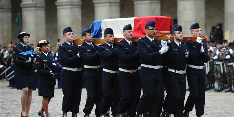 La France rend hommage à Stéphane Hessel