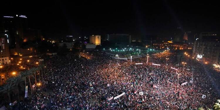 Quarante-neuf morts et un millier d'arrestations en Egypte